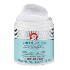 NEW Facial Radiance Exfoliation Pads